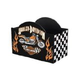 harley wedding card box